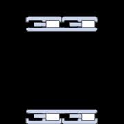 Immagine per la categoria Cuscinetti a rulli cilindrici, a quattro corone