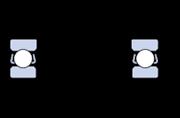 Immagine per la categoria Cuscinetti assiali a sfere, a semplice effetto