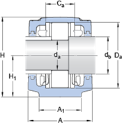 Immagine per la categoria Supporti per cuscinetti