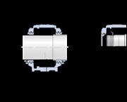 Immagine per la categoria Serie Large SNL per cuscinetti su sede cilindrica, con tenute standard