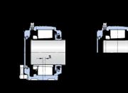 Immagine per la categoria Serie Large SNL per cuscinetti su bussola di trazione, con tenute per olio