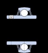 Immagine per la categoria Cuscinetti Y con viti di pressione per alte temperature