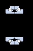 Immagine per la categoria Cuscinetti assiali obliqui a sfere a doppio effetto, Super-precision