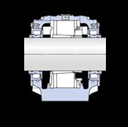 Immagine per la categoria Serie SNL per cuscinetti su bussola di trazione, con tenute d'olio